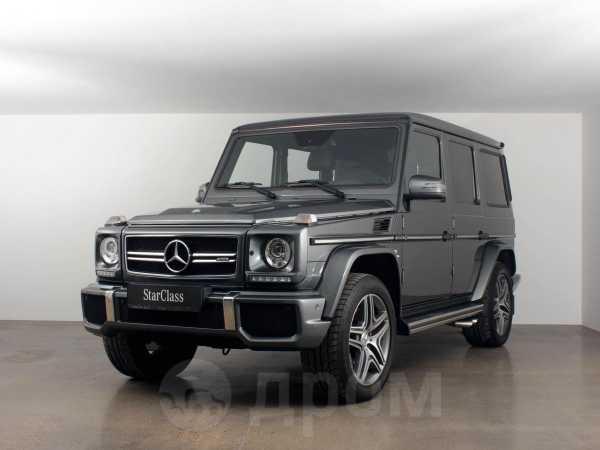 Mercedes-Benz G-Class, 2015 год, 6 600 000 руб.