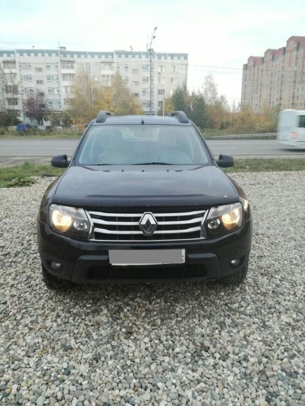 Renault Duster, 2014 год, 570 000 руб.