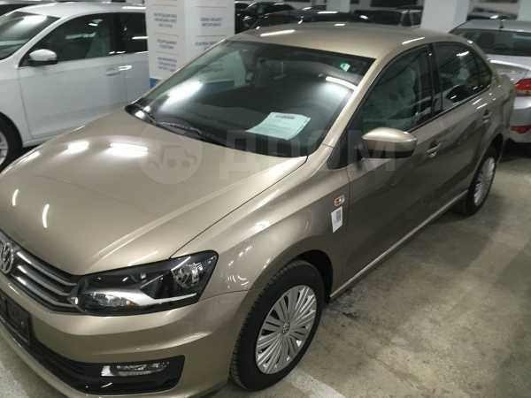 Volkswagen Polo, 2017 год, 724 900 руб.