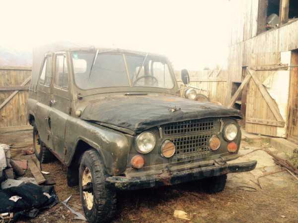 УАЗ 469, 1986 год, 25 000 руб.