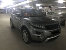 Новосибирск Range Rover Evoque