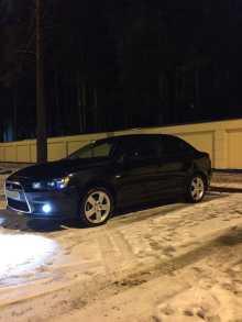 Советский Lancer 2012