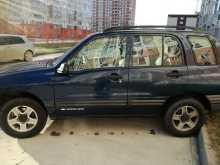 Chevrolet Tracker, 2002 г., Новосибирск