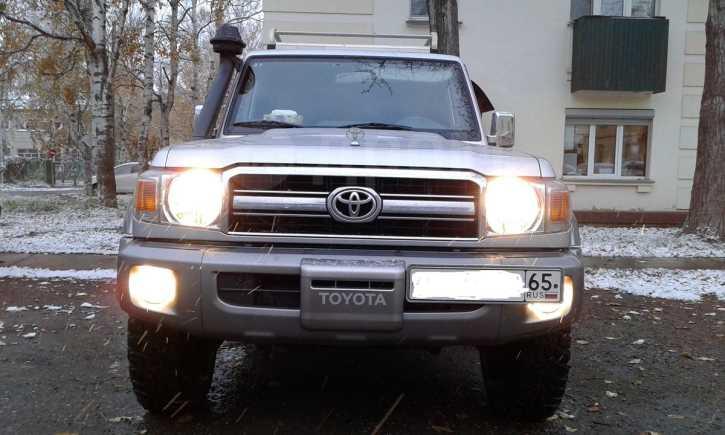 Toyota Land Cruiser, 2014 год, 3 350 000 руб.