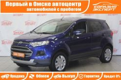 Ford EcoSport, 2015 г., Омск
