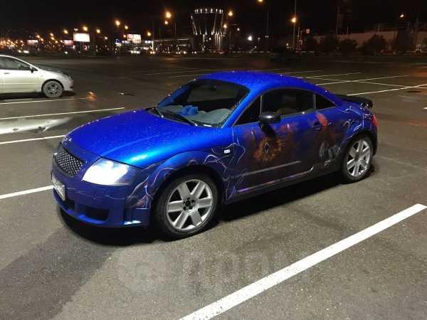 Audi TT, 2002 год, 550 000 руб.