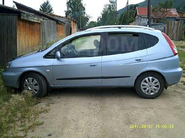 Chevrolet Rezzo, 2008 год, 300 000 руб.