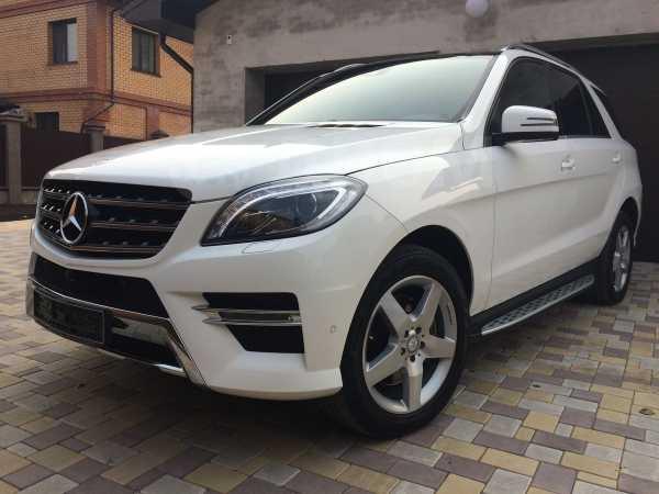 Mercedes-Benz M-Class, 2014 год, 3 588 888 руб.