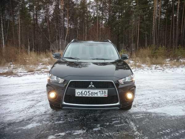 Mitsubishi Outlander, 2011 год, 860 000 руб.