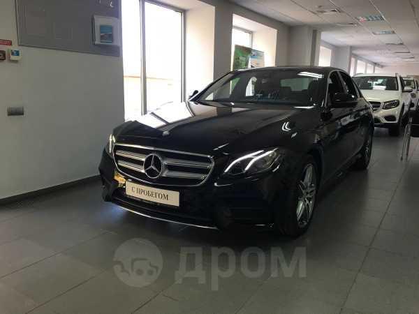 Mercedes-Benz E-Class, 2017 год, 3 160 000 руб.