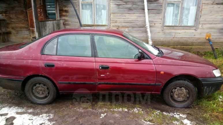 Toyota Carina E, 1995 год, 90 000 руб.