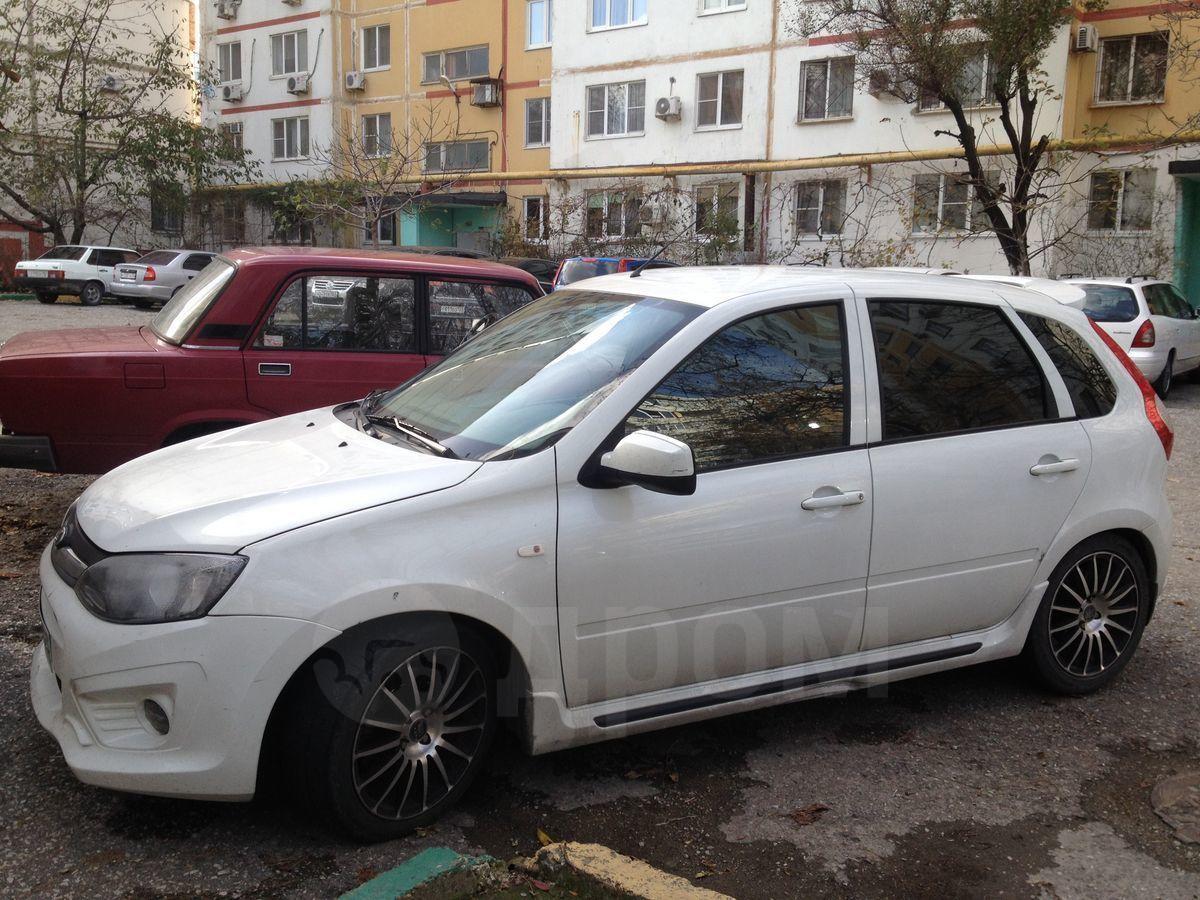 Лада-калина г новороссийск дром.ру