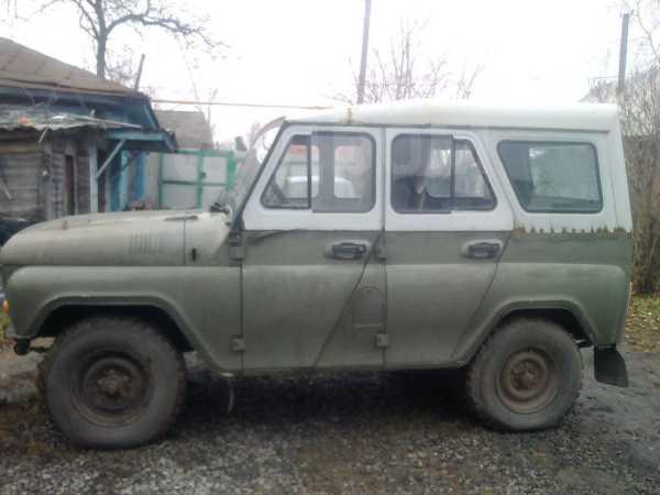 УАЗ 3151, 1994 год, 60 000 руб.
