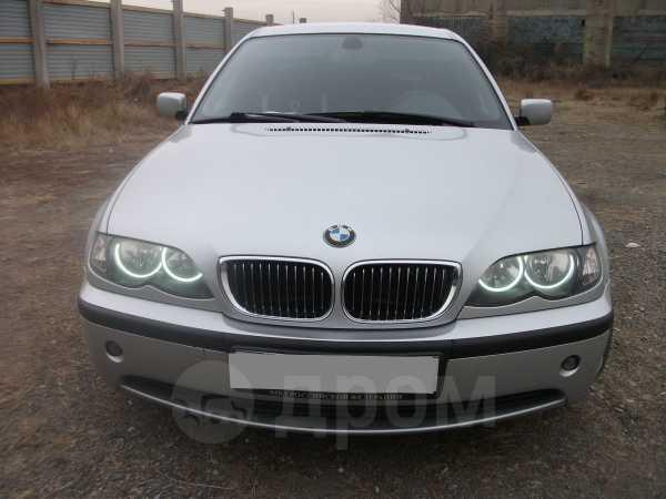 BMW 3-Series, 2004 год, 450 000 руб.