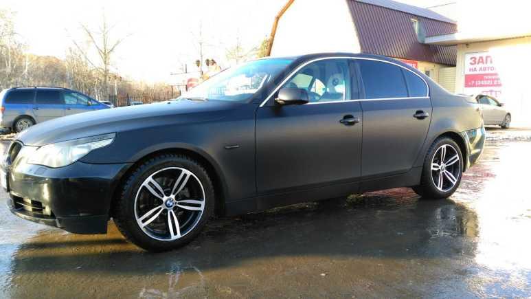 BMW 5-Series, 2005 год, 430 000 руб.