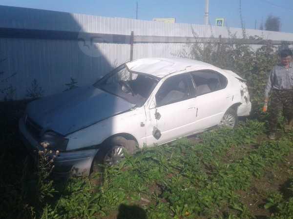 Toyota Camry, 1996 год, 60 000 руб.