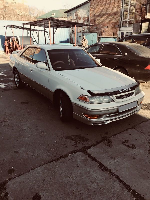 Toyota Mark II, 1985 год, 350 000 руб.