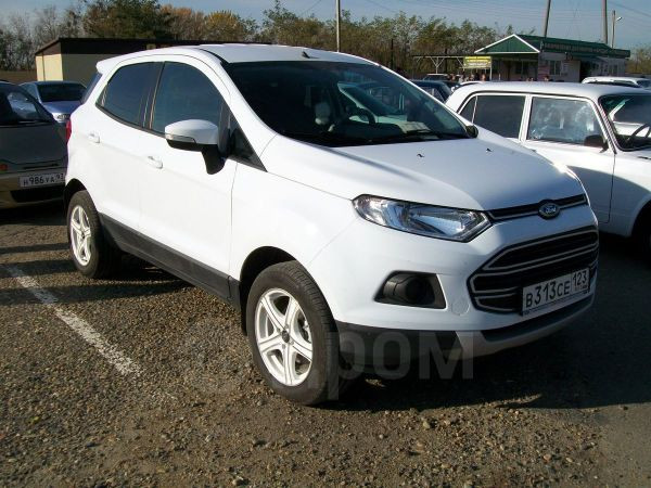Ford EcoSport, 2016 год, 800 000 руб.