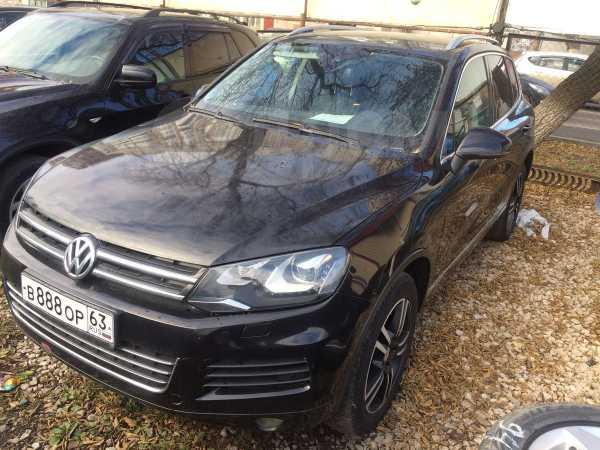 Volkswagen Touareg, 2012 год, 1 600 000 руб.