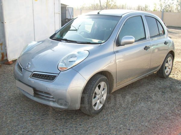Nissan March, 2009 год, 300 000 руб.