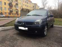 Renault Clio, 2003 г., Красноярск