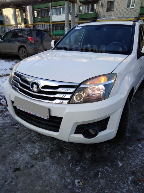 Great Wall Hover H3, 2012 год, 590 000 руб.