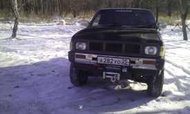 Дальнереченск Датсун 1990