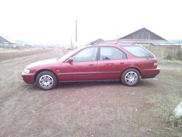 Honda Accord, 1996 год, 190 000 руб.