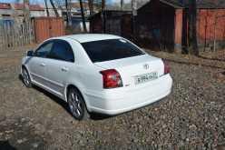 Облучье Avensis 2008