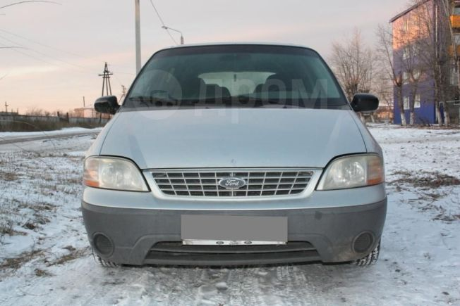 Ford Windstar, 2001 год, 280 000 руб.