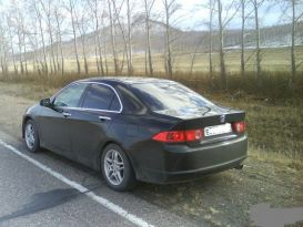 Чайковский Honda Accord 2007