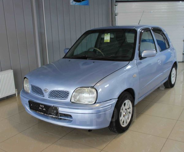 Nissan March, 2001 год, 99 900 руб.