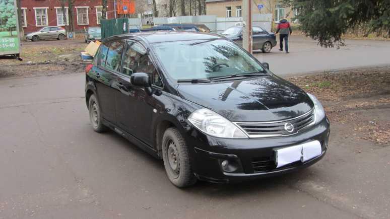 Nissan Tiida, 2010 год, 345 000 руб.