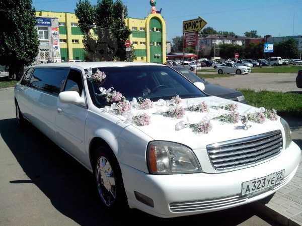 Cadillac DeVille, 2003 год, 700 000 руб.