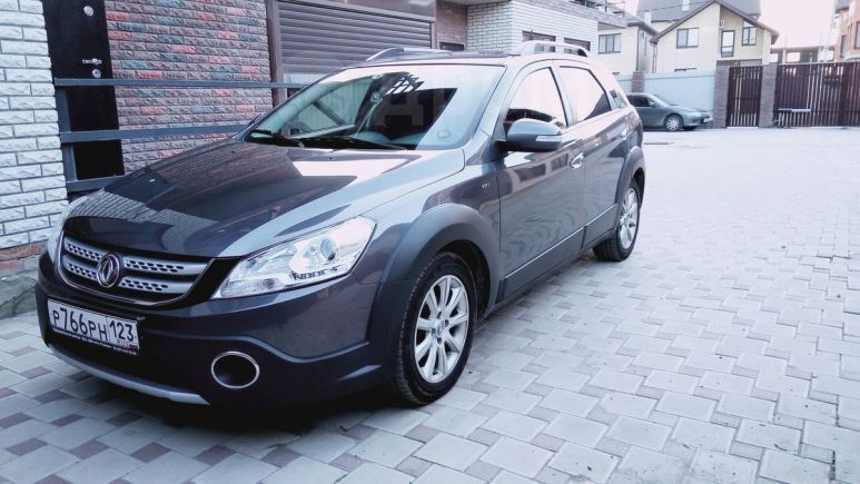 Dongfeng H30 Cross, 2015 год, 475 000 руб.