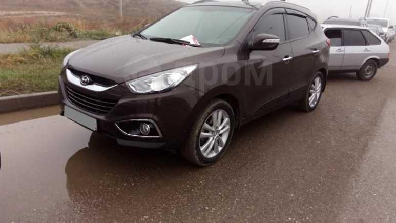 Hyundai ix35, 2012 год, 858 000 руб.