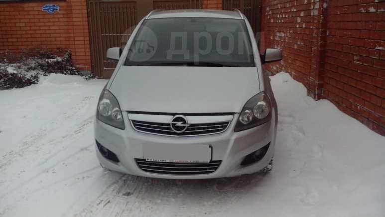 Opel Zafira, 2012 год, 440 000 руб.