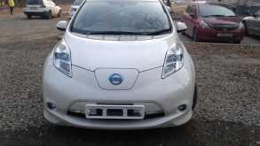 Nissan Leaf, 2012 г., Хабаровск