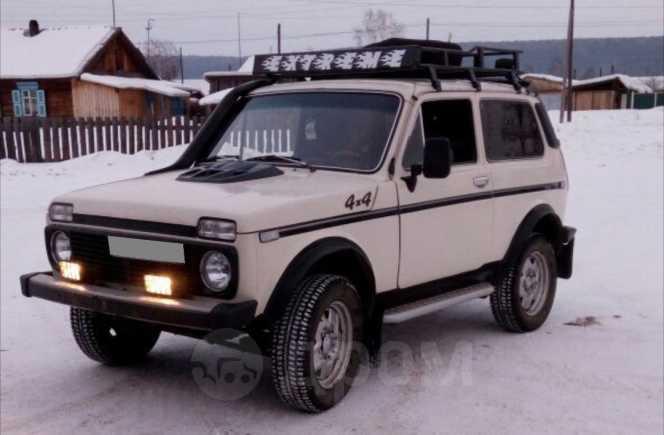 Лада 4x4 2121 Нива, 1989 год, 165 000 руб.