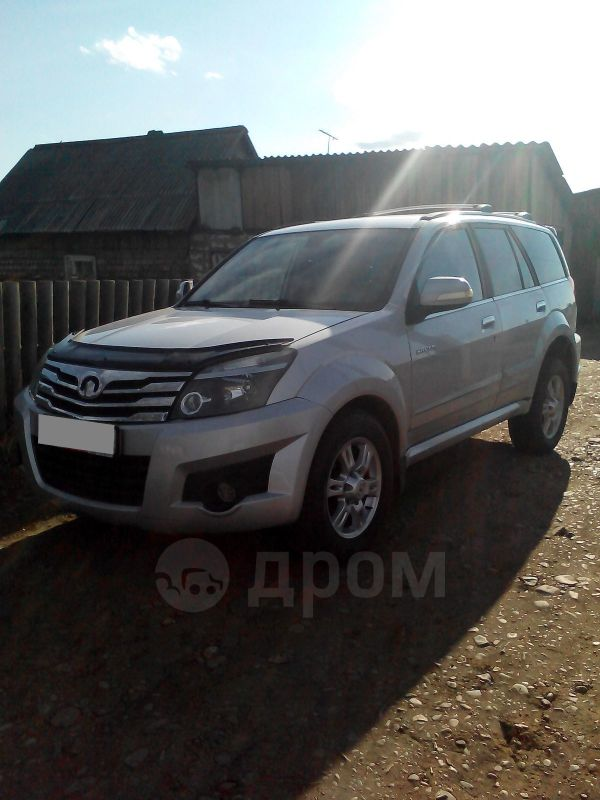 Great Wall Hover H3, 2011 год, 600 000 руб.