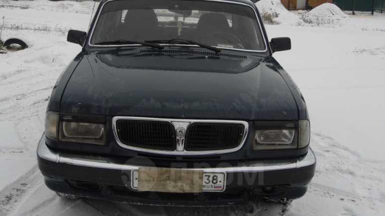 ГАЗ 3110 Волга, 2001 год, 63 000 руб.
