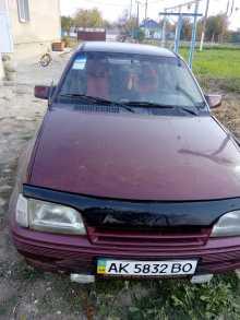 Симферополь Kadett 1991