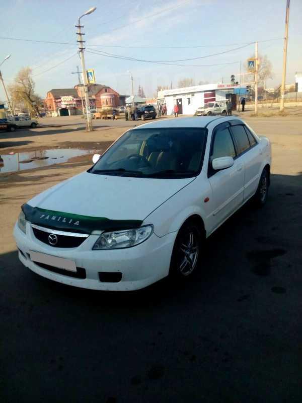 Mazda Familia, 2002 год, 175 000 руб.