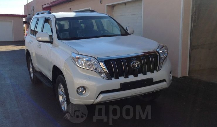 Toyota Land Cruiser Prado, 2015 год, 2 750 000 руб.