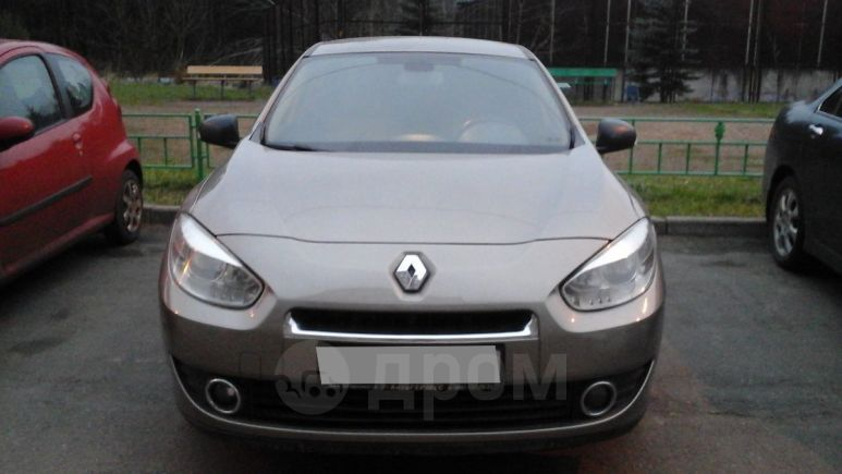 Renault Fluence, 2012 год, 350 000 руб.