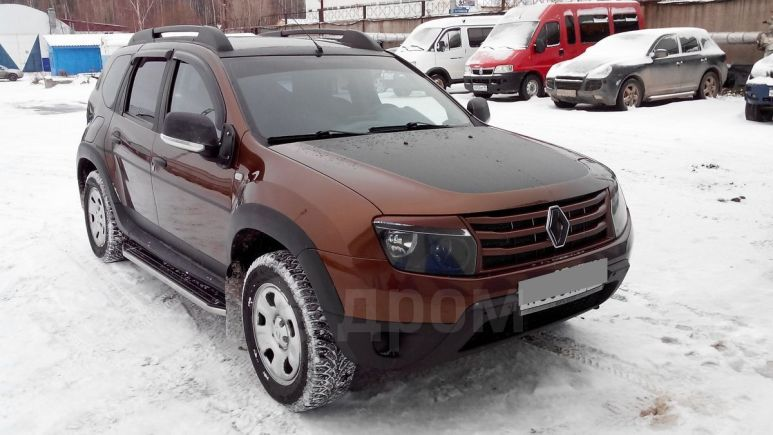 Renault Duster, 2013 год, 480 000 руб.