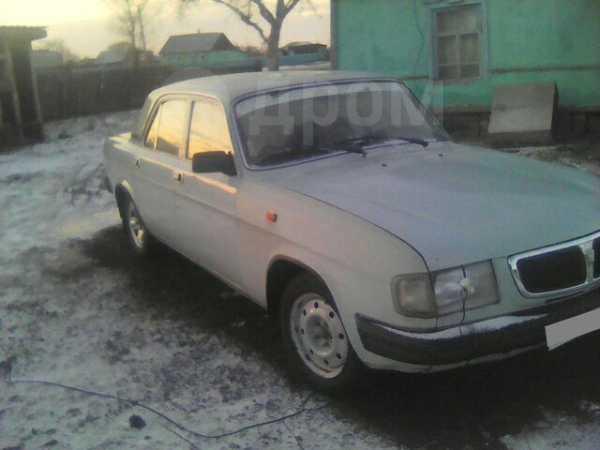 ГАЗ 3110 Волга, 1997 год, 40 000 руб.