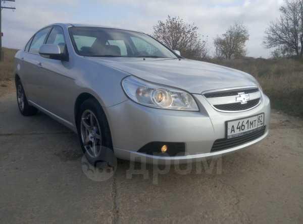 Chevrolet Epica, 2011 год, 491 000 руб.