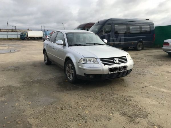 Volkswagen Passat, 2004 год, 295 000 руб.