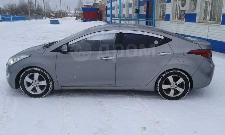 Hyundai Avante, 2012 год, 450 000 руб.
